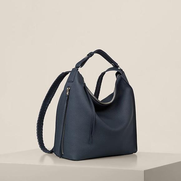 04b90117cb All Saints Handbags - All Saints Kita Small Backpack Marine Blue